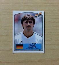 "FIGURINE PANINI ""EURO '88"" - KLAUS ALLOFS - GERMANIA  N°70 - NUOVA - NEW STICKER"