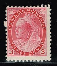 Canada Scotts# 78 - Mint Never Hinged - Lot 122015