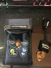Pokemon Diamond and Pearl Nintendo DS Case Comes with Screen cloth