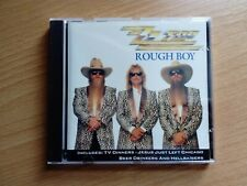 ZZ Top Rough Boy Limited Edition 4 Track CD