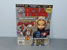Tips & Tricks Magazine May 2004 Pokemon Colosseum