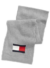 Tommy Hilfiger Mens Logo Scarf 040 One Size