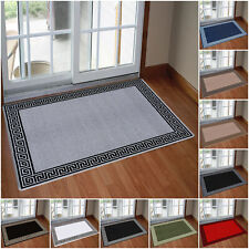 Non Slip Door Mats Indoor Small Large Washable Rugs Anti Slip Door Entrance Mat