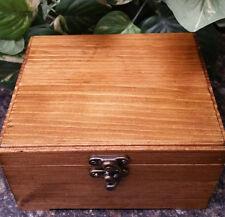 Handmade Wood Essential Oil Box, Essential Oil Safe, Essential Oil Storage