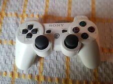 PS3 Controller Joystick Joypad Dualshock Sony Wireless Bianco playstation 3