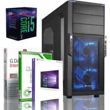 EXO GAMING PC Intel i5 8400 8GB DDR4 500GB GTX 1050 TI 4GB Windows 10 Computer