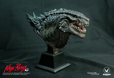 22cm Godzilla 1998 ZILLA Statue BUST Limitiert Resin Figur Japan Emmerich US