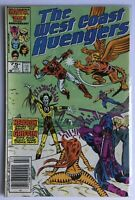 West Coast Avengers #10 (Jul 1986, Marvel)