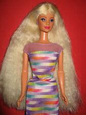 B277-vieja bead Blast tendencia sus peinados barbie #18888 mattel 1997 joyas completamente