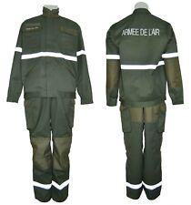 Tenue réglementaire des mécaniciens spécialistes AVION de l'armée de l'air