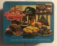 Eilenberger's Bake Shop Brownies Collectible Metal Tin