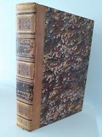 1835 Obras Completo De J. J. Rousseau Tomo 2 De mientras Que A París Impresión