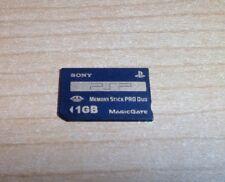 SONY MEMORY STICK MS PRO DUO 1 GB USATA OTTIMA