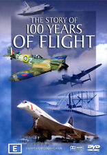 THE STORY OF 100 YEARS OF FLIGHT - EVOLUTION OF PLANES DOCUMENTARY DVD