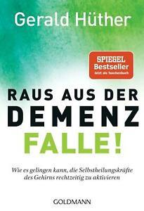 Raus aus der Demenz-Falle!   Gerald Hüther   Taschenbuch   Deutsch   2019