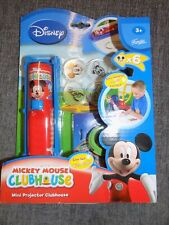 new disney mickey mouse club house mini projector