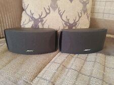 Bose 321 Series I, II ,III or cinemate speakers comes as a pair