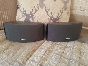 Bose 321 Series I, II ,III or cinemate speakers x 2