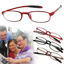 TR90 Super Light Flexible Unisex Women Men Reading Glasses Presbyopic Glasses AU