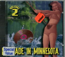 "V.A. CD:  ""Made In Minnesota Volume 2""  1995  Low, Hang Ups, Delilahs +17 Sealed"