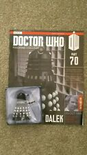 Eaglemoss Doctor Who figurine collection - #70: SUPREME DALEK (resurrection of.)