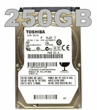 "Toshiba 250GB 2.5"" Inch 9mm SATA HDD Laptop/Notebook Internal Hard Disk Drive"