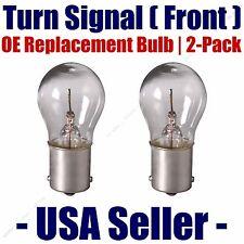 Front Turn Signal/Blinker Light Bulb 2pk - Fits Listed Chevrolet Vehicles - 199