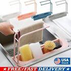Kitchen Telescopic Sink Rack Shelf Sponge Drain Expandable Storage Basket Holder