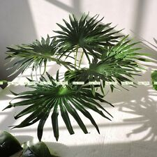 46cm Silk Artificial Palm Coconut Plant Tree Green Christmas Home Decor