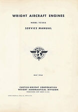 WRIGHT R-3350 CYCLONE 988 TC18EA SERVICE MANUAL 1958