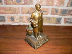 Vintage Schmidt's of Philadelphia Beer & Ale Die Cast Bar Display Brewery Figure