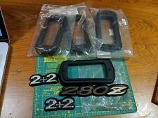 Datsun 280z emblem Badges And Marker Light Gaskets