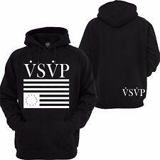 VSVP Hoodie Asap Rocky A$AP MOB OVOXO XO Hip Hop RAP Music VSVP Flag Sweatshirt