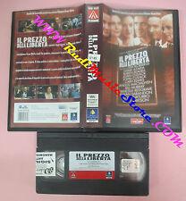 VHS film IL PREZZO DELLA LIBERTA' 2003 Joan Cusack Tim Robbins (F153) no dvd