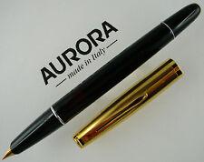 AURORA 88P Gold Cap M - 1950 Ricercata Stilografica Vintage!!