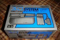 Famicom Family Computer 3D System JAPAN