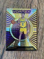 Lonzo Ball 2018-19 Panini Revolution Vortex Insert #31 LA Los Angeles Lakers NBA