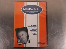 AlanPack 1 Submersible Music Alan White YES! Add-On DrummerPack for DrumCore