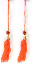Sewing Accessories Fringe Tassels Indian Blouse Latkans Craft Keychain 10 PC
