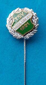 Emaillierte TSV MIDLUM 1921 e.V. - Ehrennadel in Silber