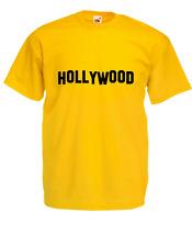 Camiseta Hombre Hollywood i Eslogans i Fun i Divertido hasta 5XL