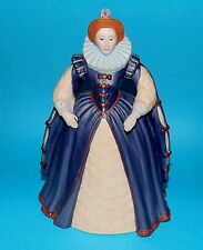 Franklin Mint ornament Figurine Royal ' Queen Elizabeth I ' 1st quality