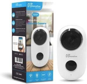 Smart Indoor Wireless Camera Security Camera - App Control 2-way Talk
