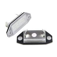 LED SMD Kennzeichenbeleuchtung Nummernschild Leuchte für Ford Mondeo MK3 1 Paar