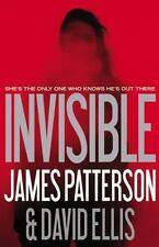 Invisible by Patterson, James, Ellis, David
