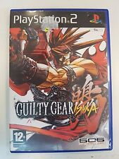 Guilty Gear Isuka - PS2 PLAYSTATION 2