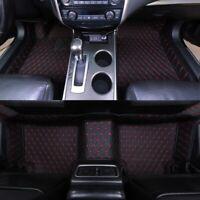 For MITSUBISHI Lancer 2007-2015 Car Floor Mats Waterproof Auto Mats pads Car mat