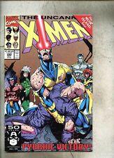 Uncanny X-Men #280-1991 vg Jim Lee Mystique