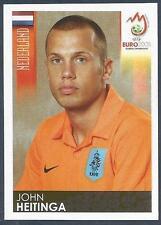 PANINI EURO 2008- #264-NEDERLAND-HOLLAND-JOHN HEITINGA