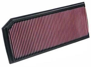33-2888 K&N KN Air Filter fits VW Golf Mk6 Scirocco 2.0 / Leon Cupra R / Audi TT